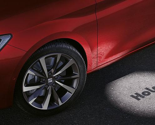 Novi SEAT Leon: razvoj v smeri napredne osvetlitve